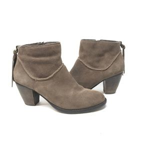 Steve Madden Milaan Ankle Booties Size 6.5M